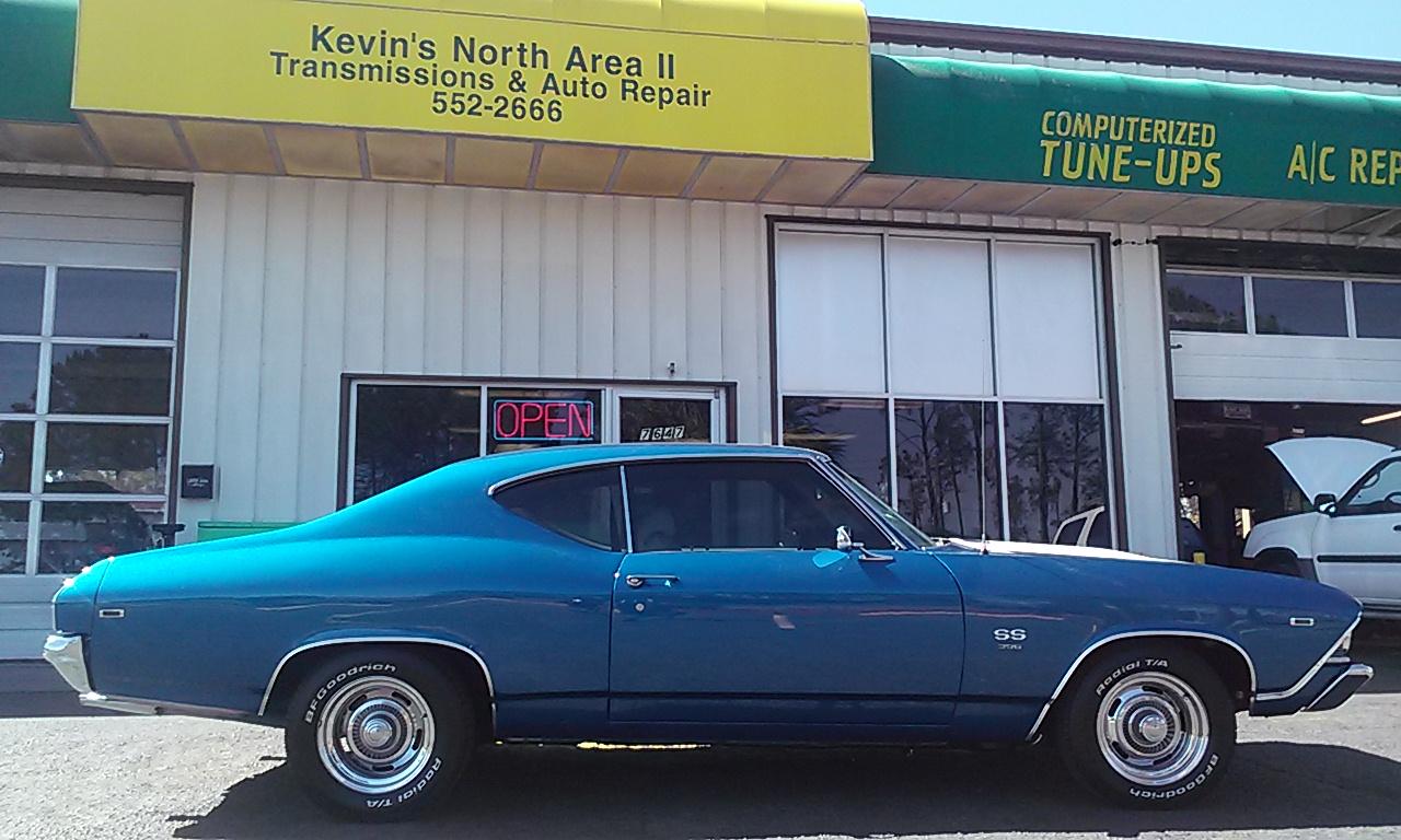 '69 Chevrolet Chevelle